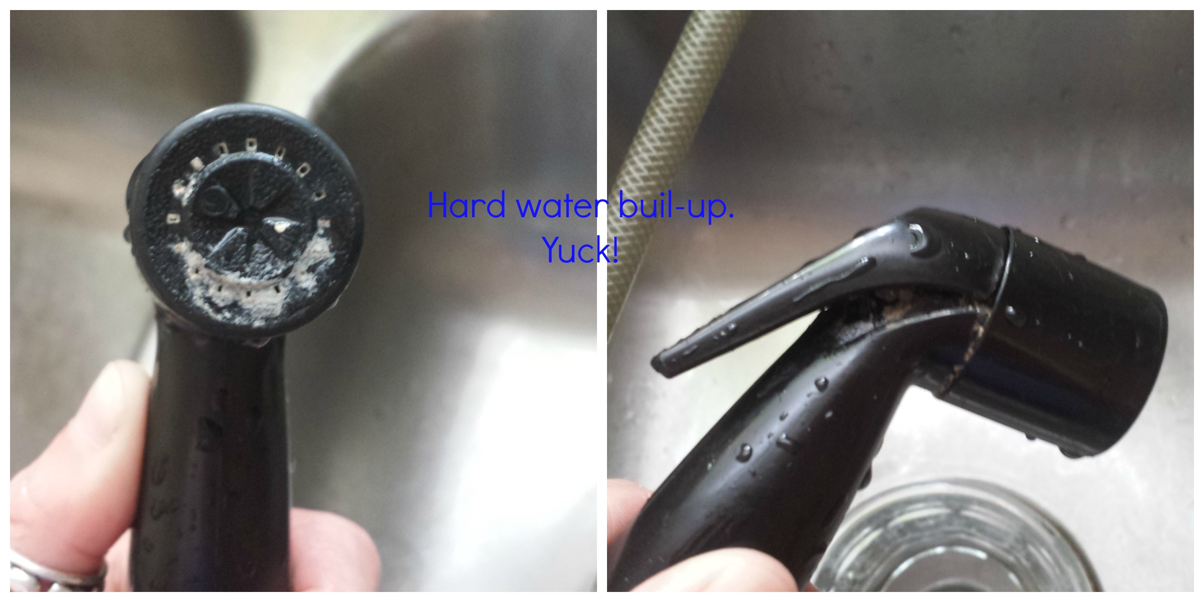 How to Get Rid of Hard Water Build-Up | My Patronus Is Coffee