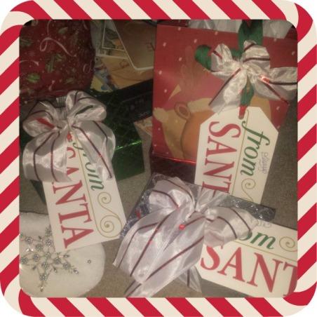 Santa gifts!!!!