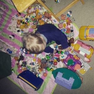 January 2, 2015  I slept awful last night. I wanted to lay on the couch and rest for a few minutes. The big kids pulled out toys for Zen. They kept him happily occupied and contained while I summoned my energy stores.
